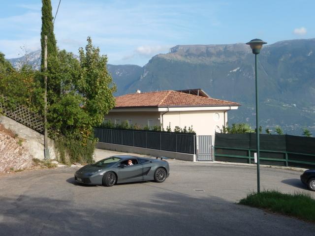 Ausfahrt Gardasee 2009