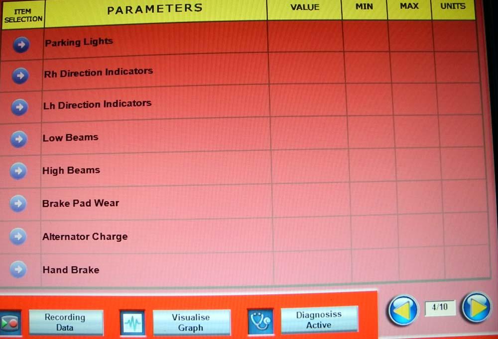 Parameters 4 1000