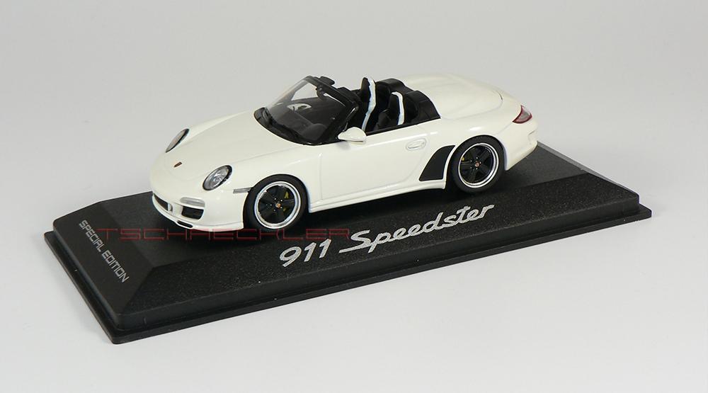 Porsche 997 Speedster weiss 2
