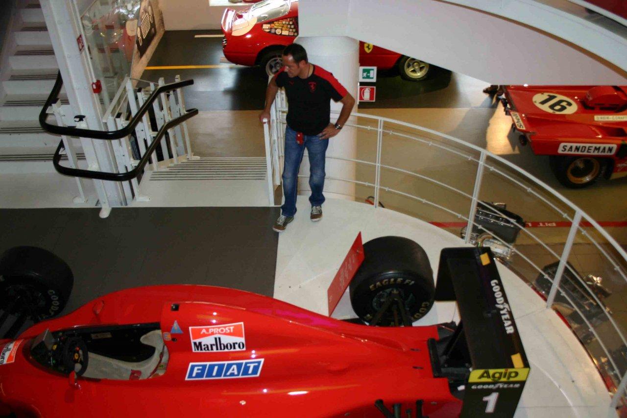 Maranello Ferrari Museum 2011