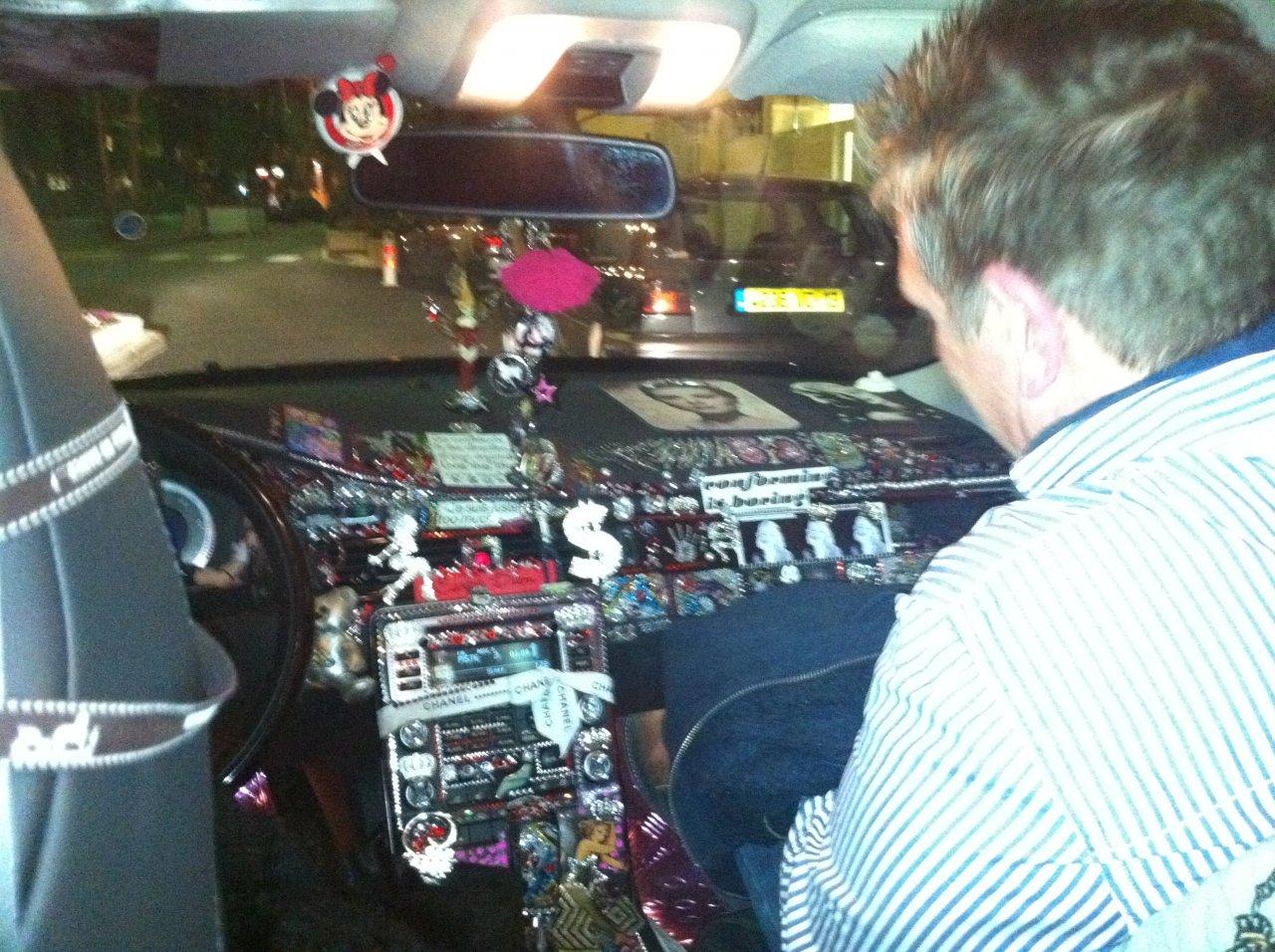 crazy Taxi in Monte Carlo