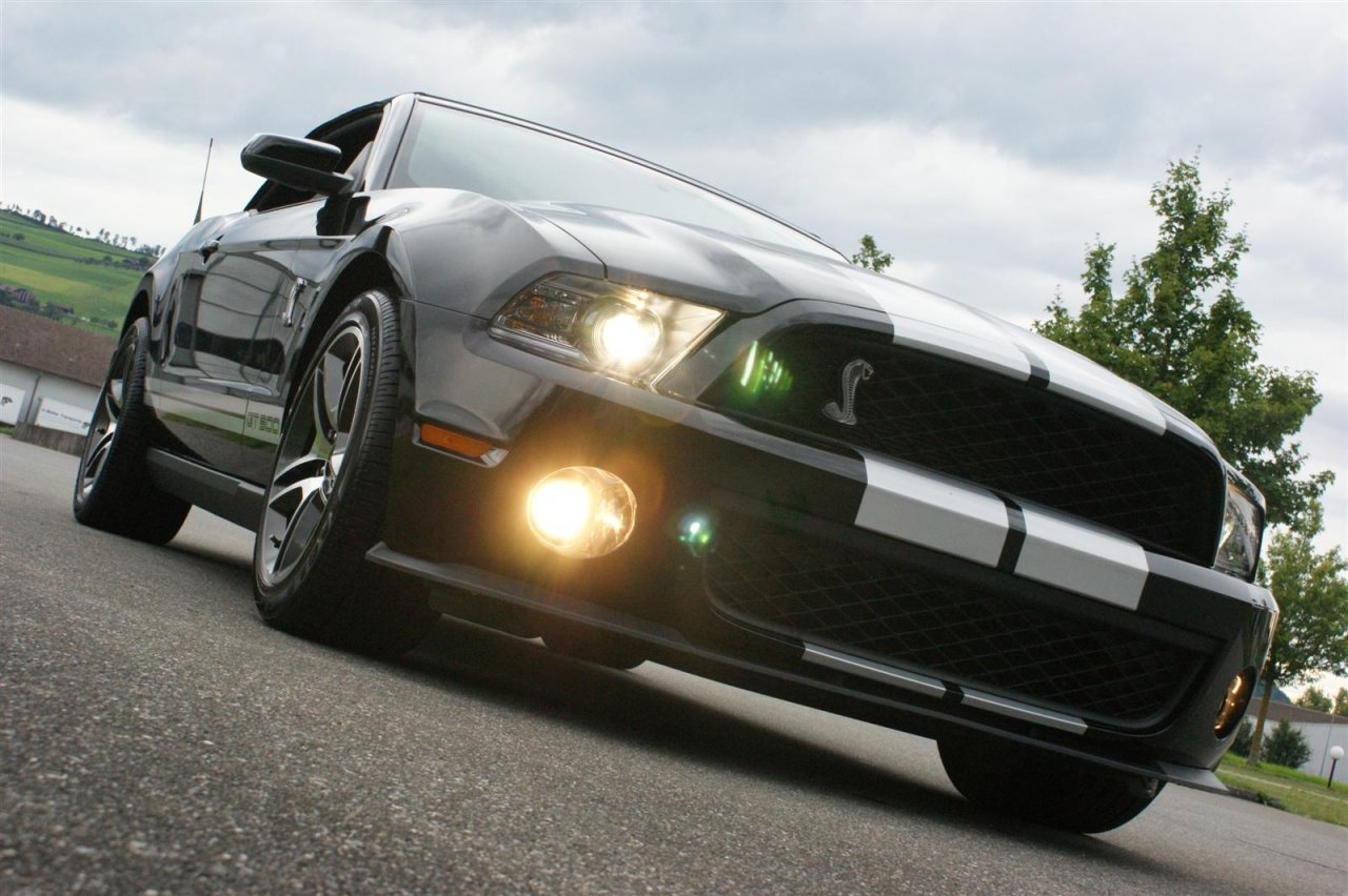 Mein Shelby GT500 Convertible (2010'er)