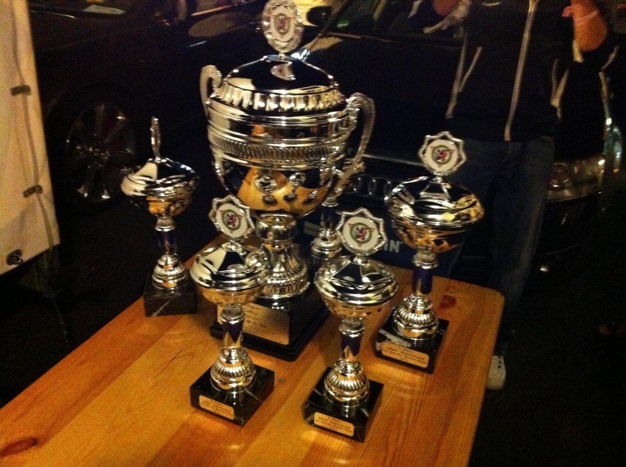 Jan-Wellen-Pokal 2011 für das Team des SCH-KA-KOLA BMWs