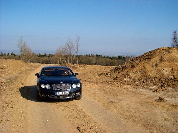 Bilster Berg drive resort  Es tut sich was.... zZ eher noch eher off road strecke