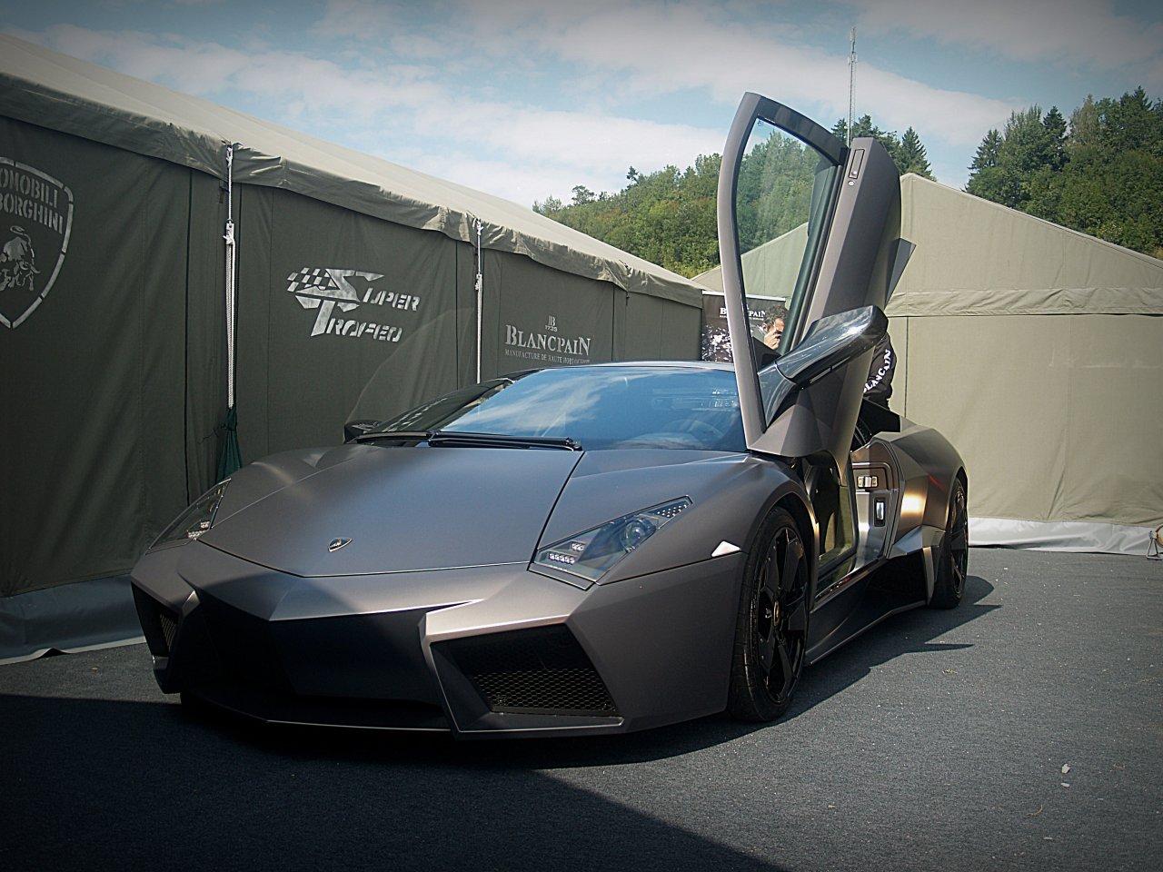 Corrida de Lamborghini 2010