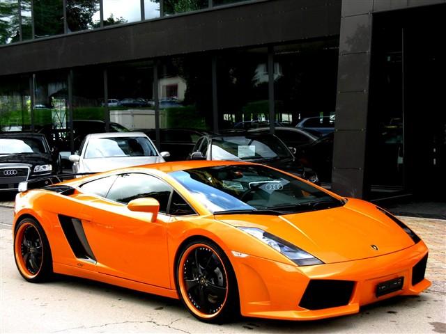 Lambo Orange3