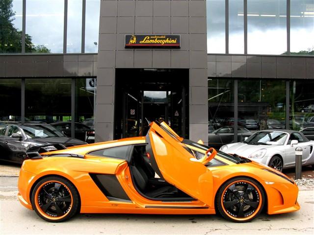Lambo Orange2