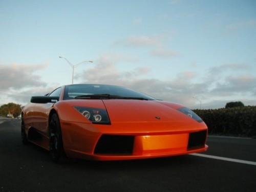 Lamborghini von meinem Onkel