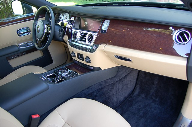Rolls Royce von meinen Eltern