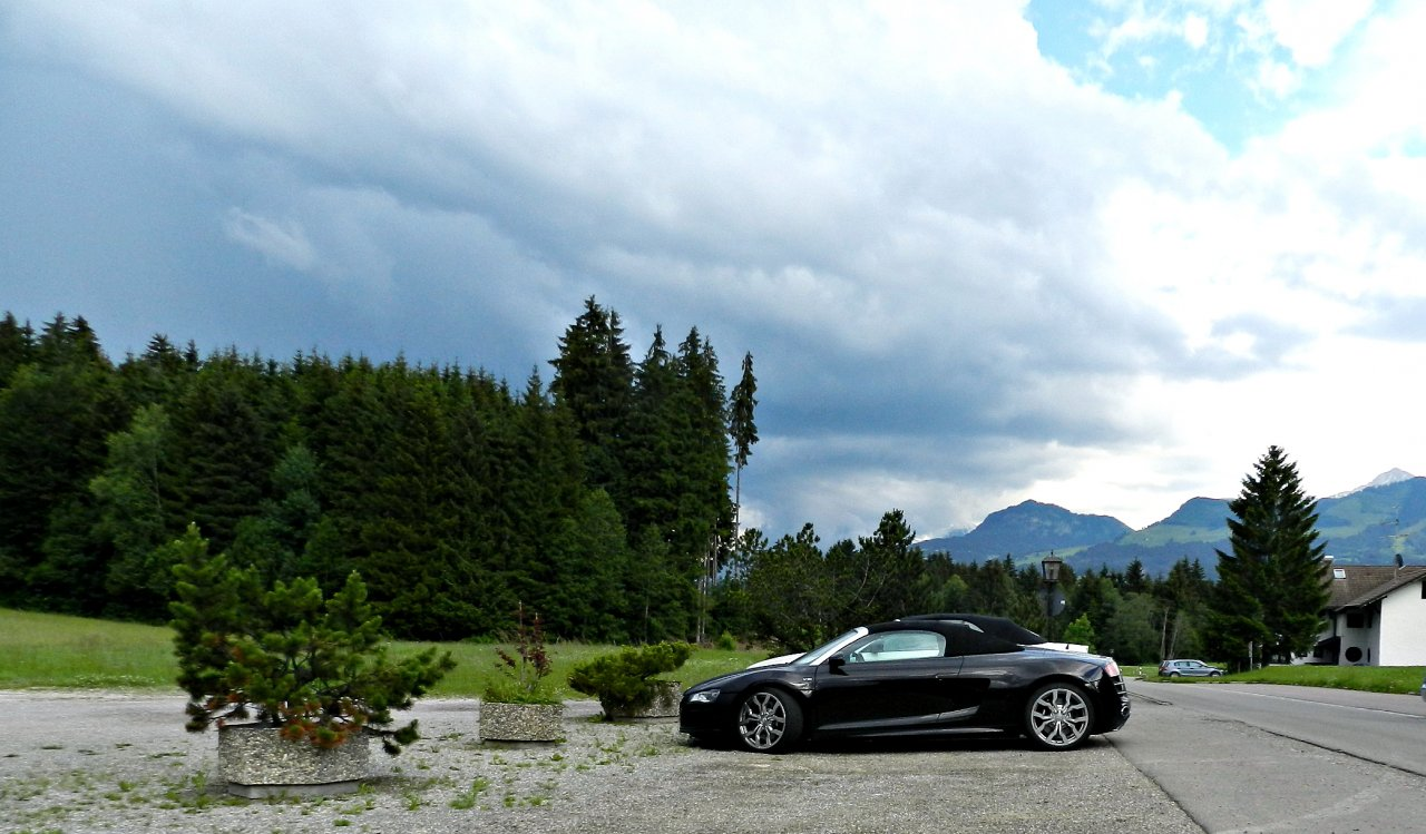 Audi R8 V10 5.2 Spyder