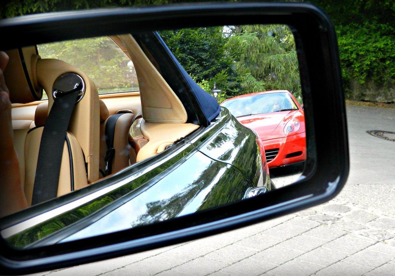 Rolls Royce Corniche #11 von 56 -bin mitgefahren
