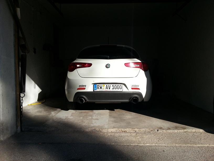 Giulietta QV