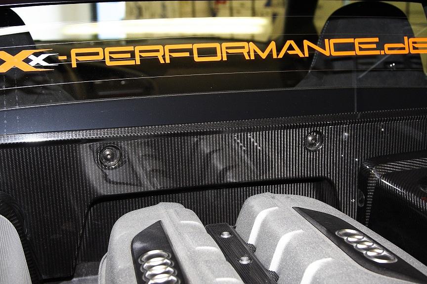 Audi R8 V8 u. V10 Carbonspritzwand (2)