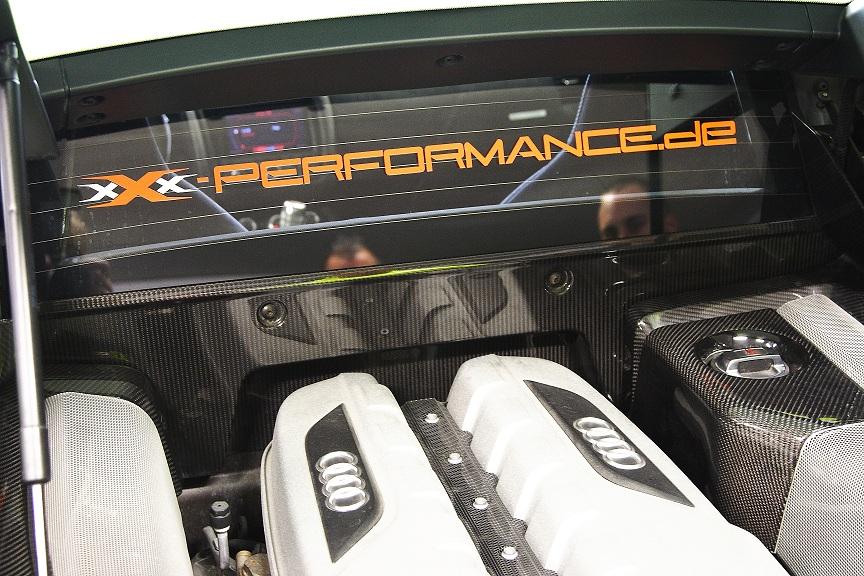 Audi R8 V8 u. V10 Carbonspritzwand (3)