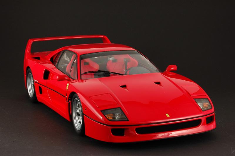 1987 91 Ferrari F40 (1)