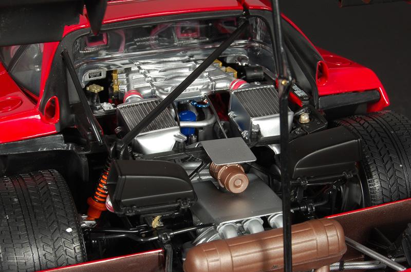 1987 91 Ferrari F40 (3)
