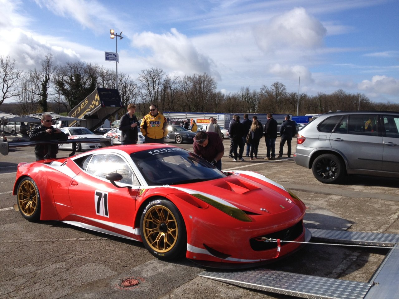 Ferrari 458 FIA GT3
