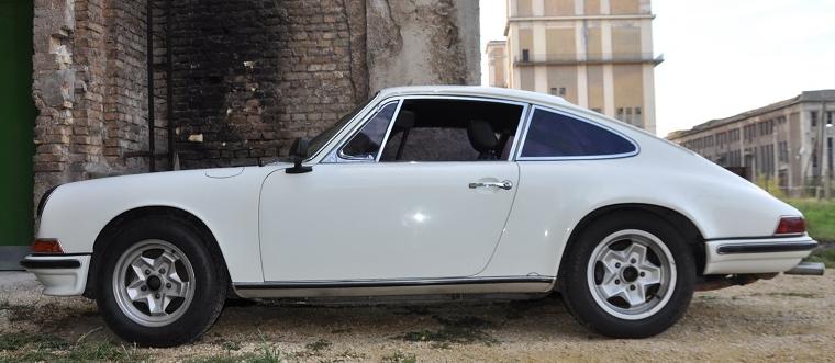 65er Porsche 911 Restaurierung