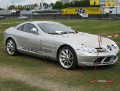 Der Mercedes SLR!