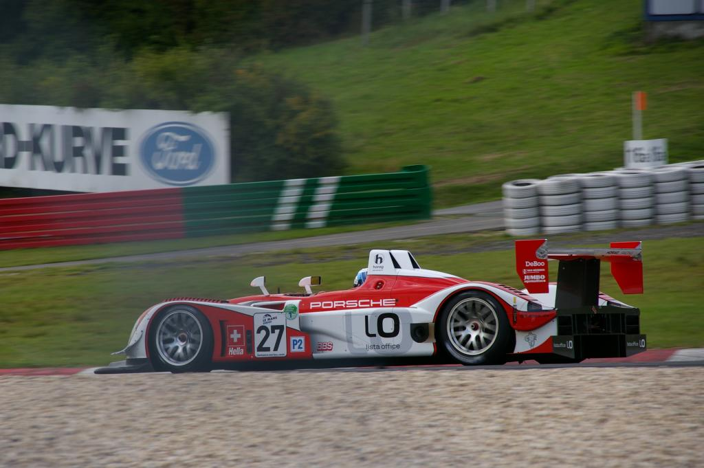 Porsche RS Spyder - Horag Racing -