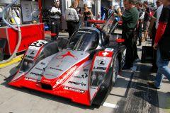 Lola B08 - Speedy Racing Team -