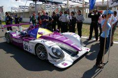 Porsche RS Spyder - van Merksteijn Racing -