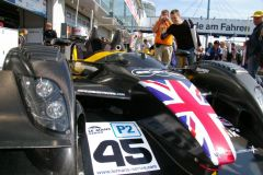 WF01 - Zytek - Embassy Racing -