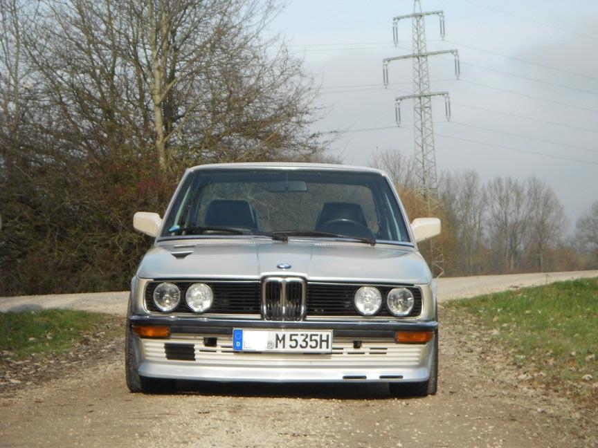 E12 M535i/Turbo