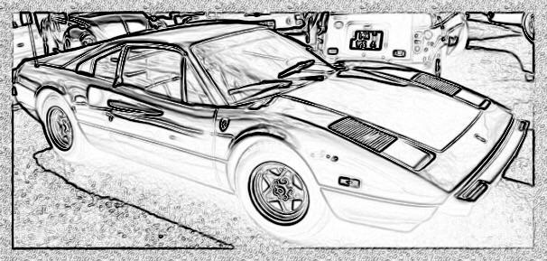 Mein Auto - Ferrari 308