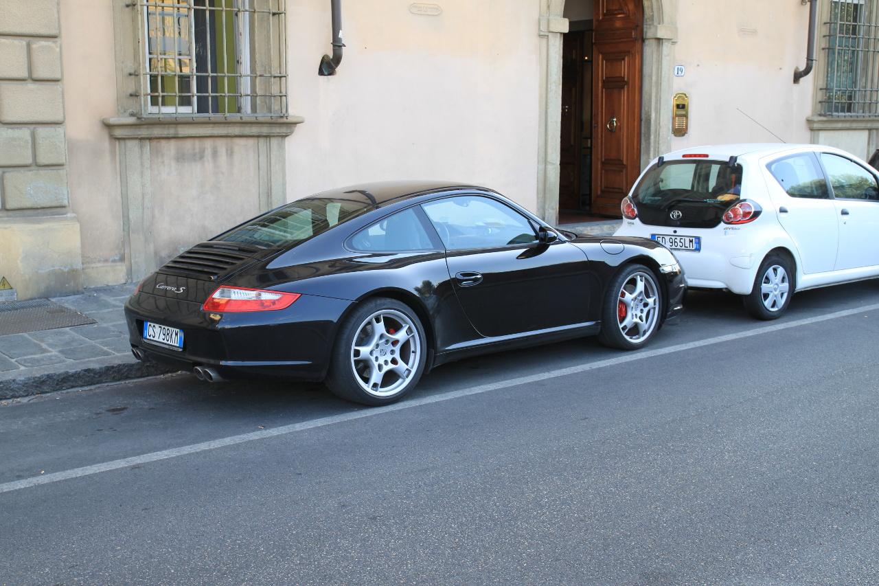 2011 florenz   porsche 997 carrera s
