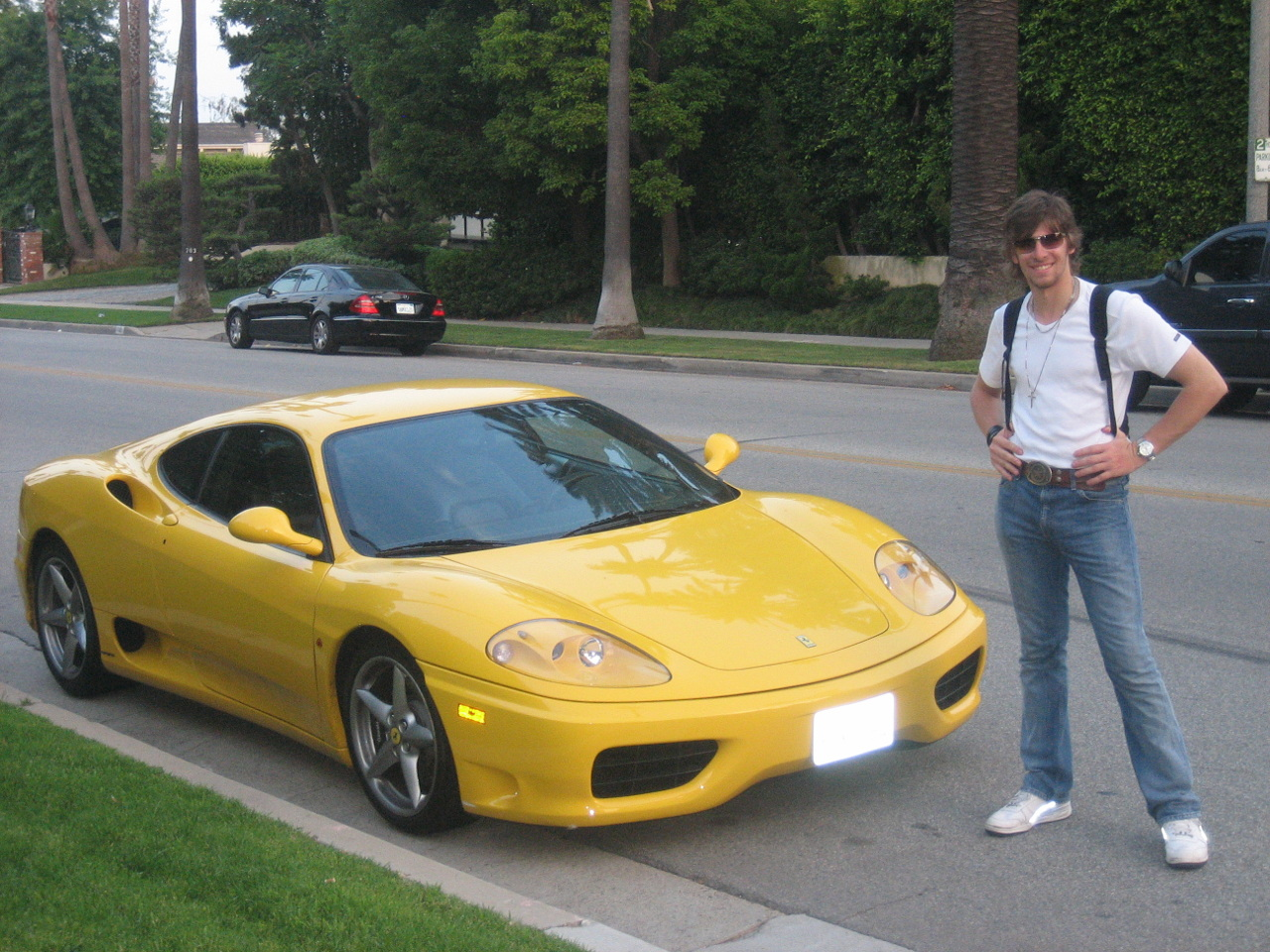 2008 los angeles   ferrari 360