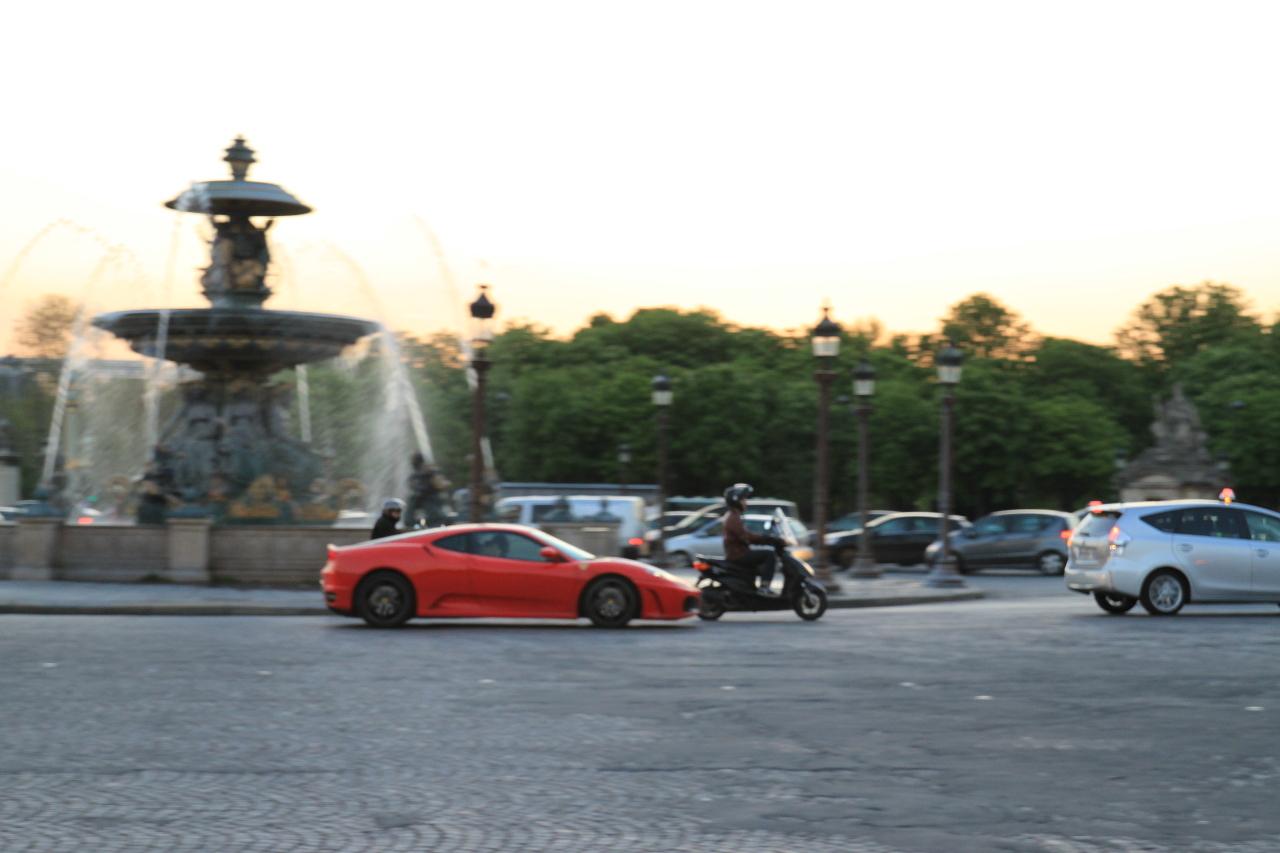 2013 paris   ferrari f430