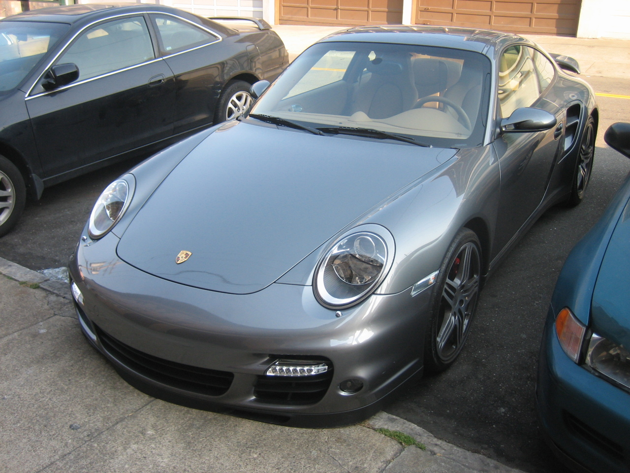 2008 san francisco   porsche 997 turbo