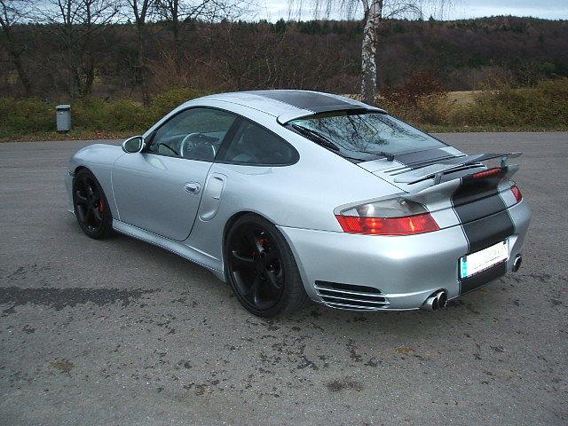996 turbo 2008 - 2009