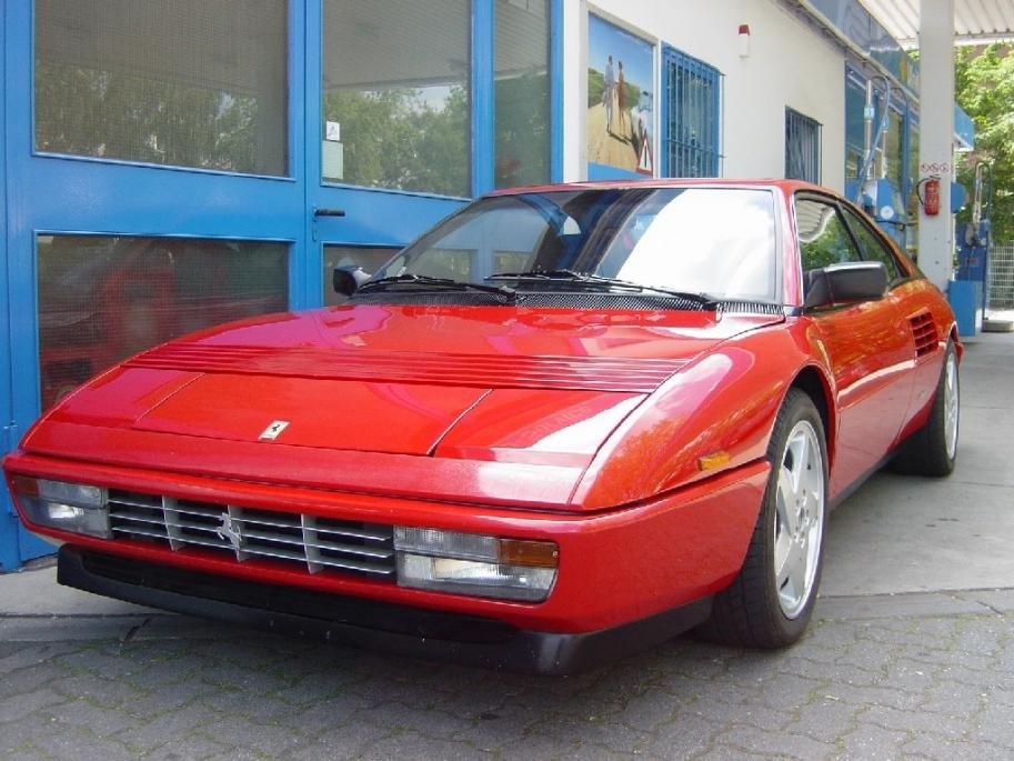 Minge Ferrari Mondial T