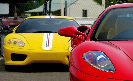 giallo vs rosso