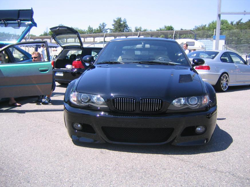 mein 1tes Auto - BMW Compact Ac - S3S