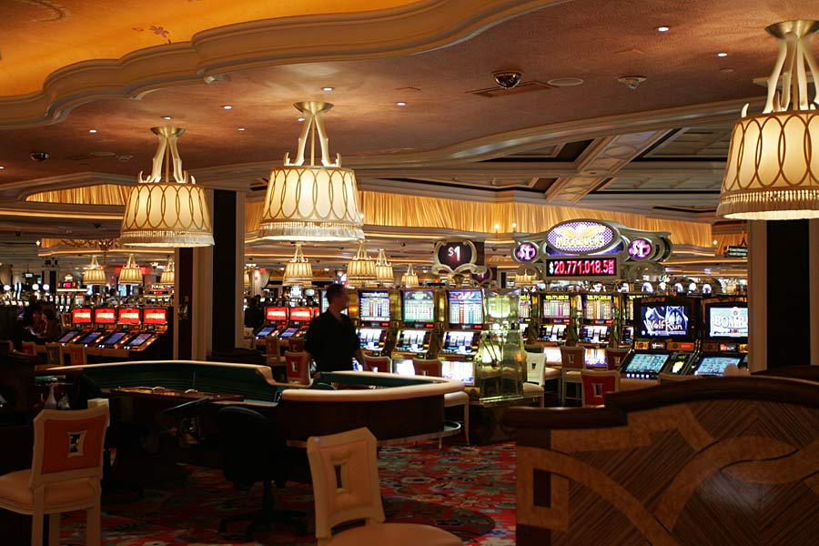 Wynn - Teil vom Casino