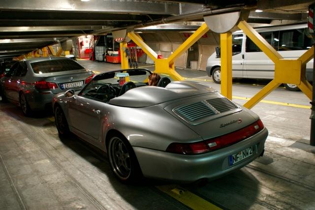 993 Speedster goes Norway
