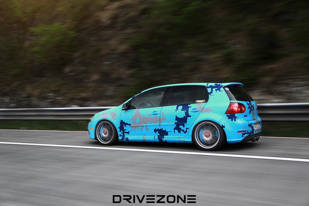 Mein R32 Golf 5 Camouflage Vw Carpassion Com