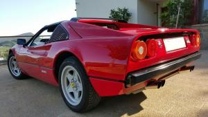 Ferrari 308 GTSi - rosso/nero