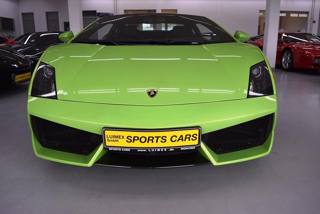 Lamborghini Gallardo Lp520 E Gear Se Lp560 Umbau