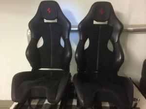 Ferrari 458 Race Carbon Sitze