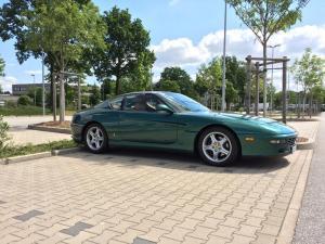 Ferrari 456 GT - Handschalter