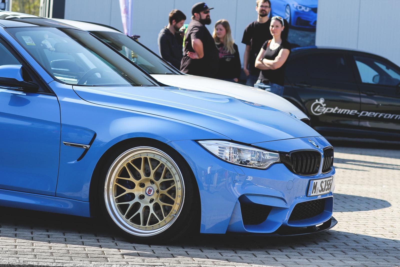 BMW F80 M3 (mit Classic 300)