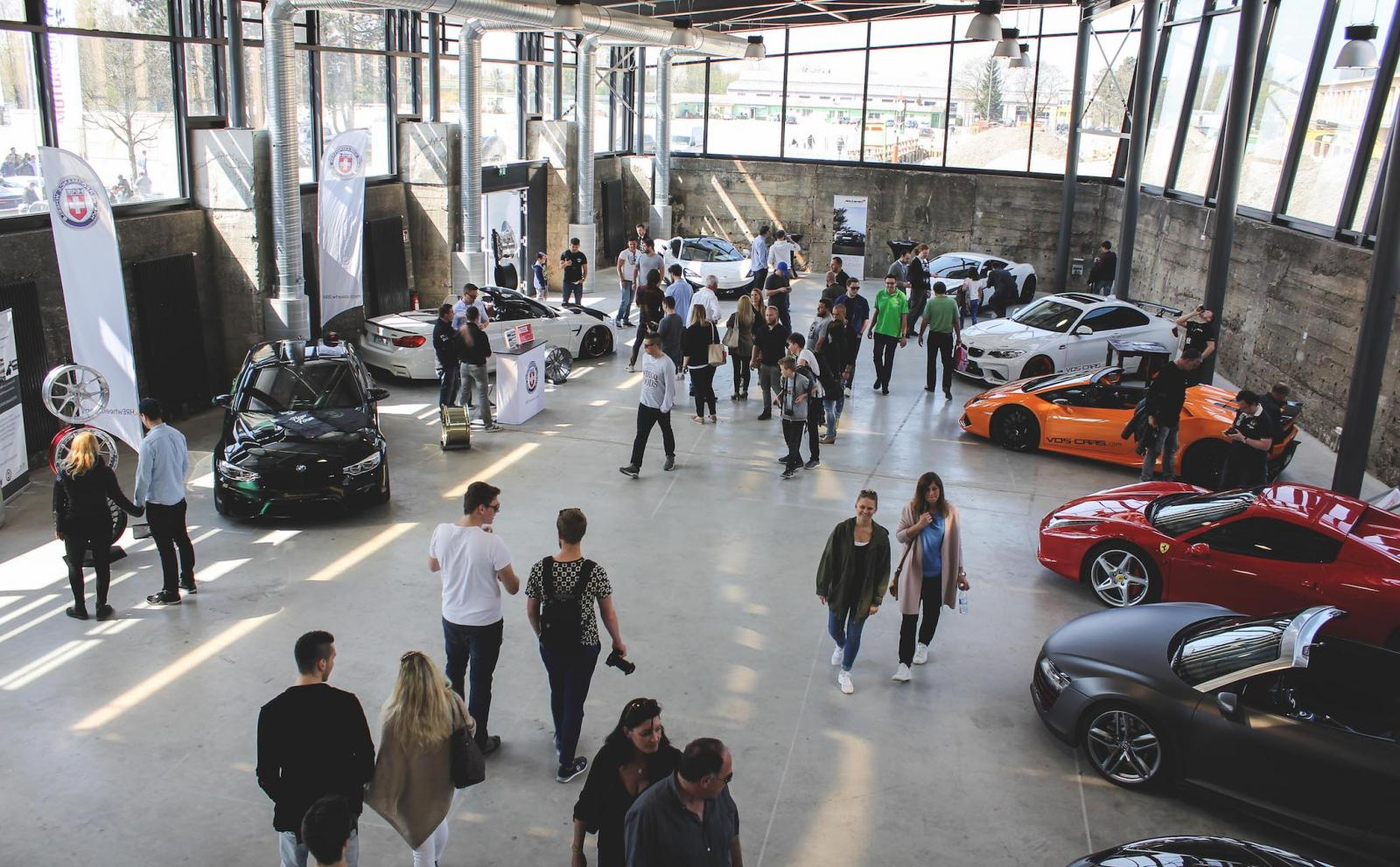 Meet & Drive Munich // Season Opening Event 2017