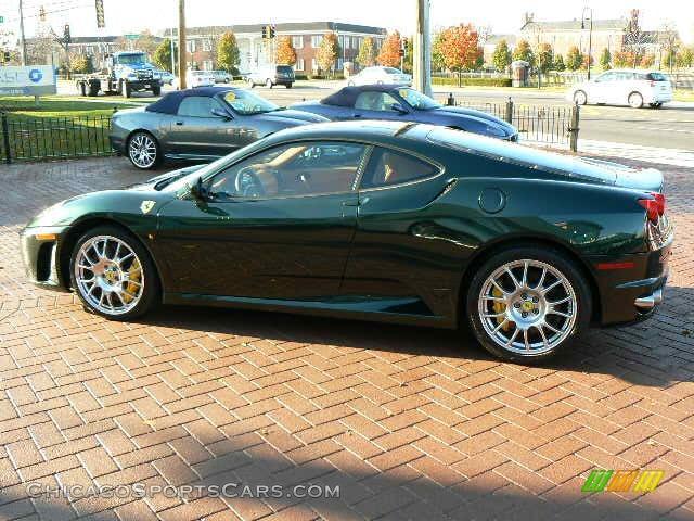F40 In British Racing Green Ferrari F40 F50 Enzo Forum Carpassion Com