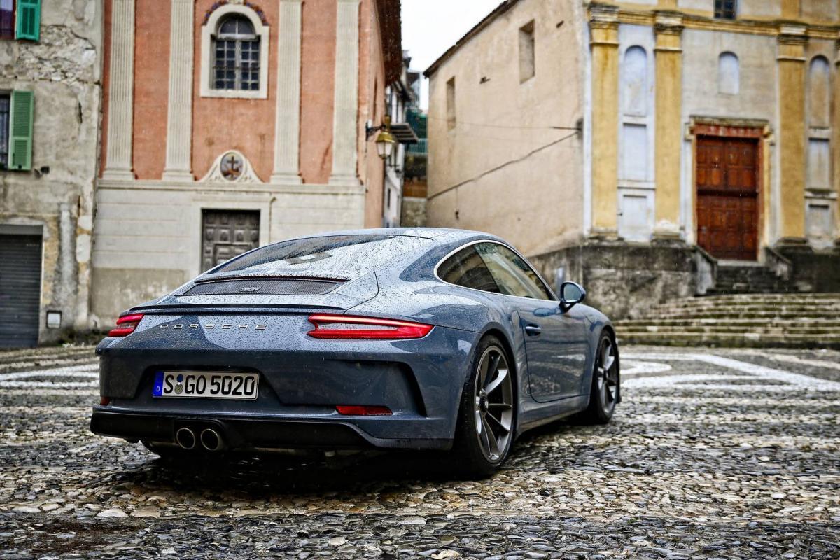 Meinung zum Porsche 911 GT3 Touring - Seite 6 - Porsche ...