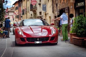 Ferrari 599 GTB - HGTE Kit - Rosso Mugello