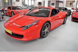 Ferrari 458 Italia*Racingsitze*Carbon Sport Paket*LED*